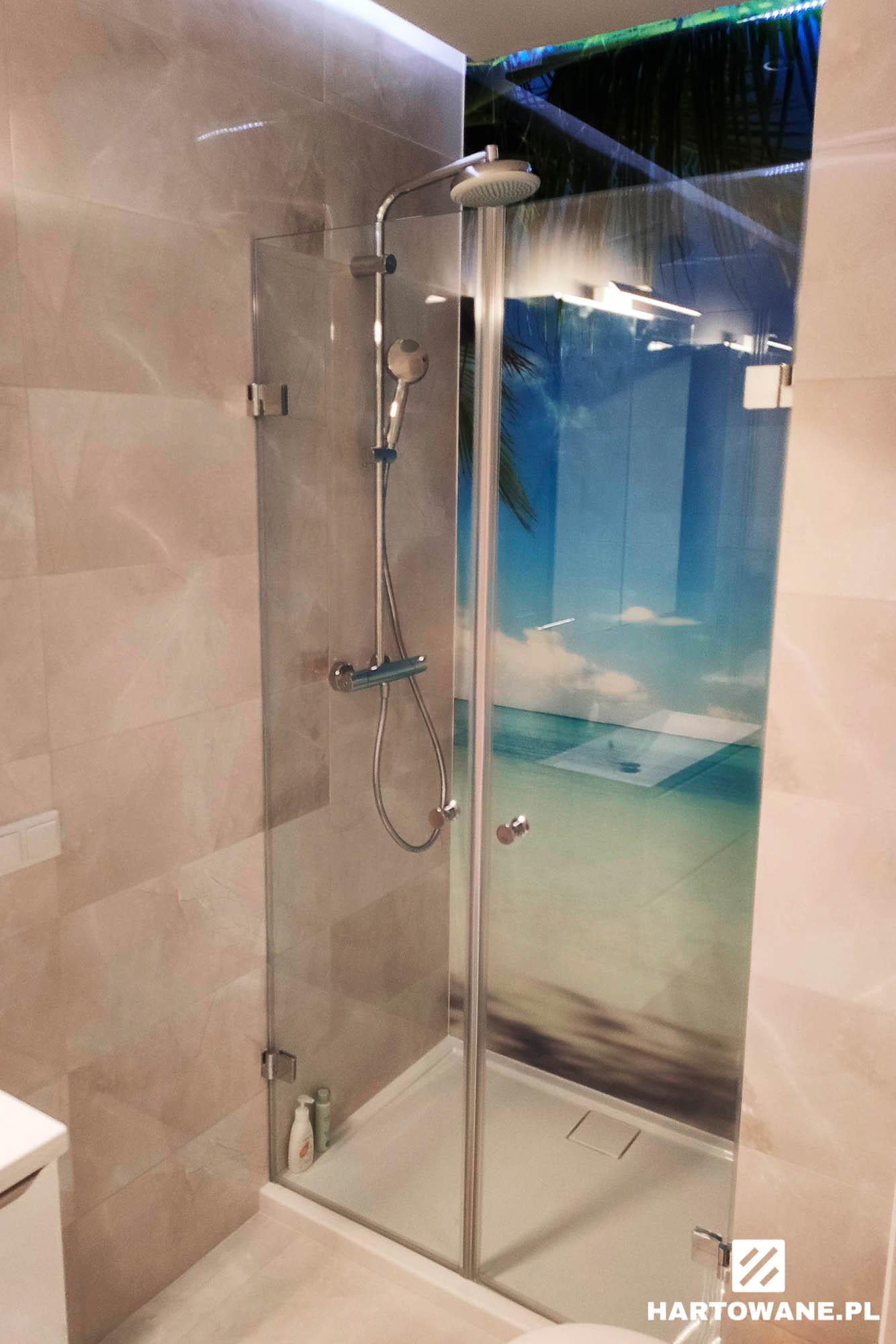 Drzwi Prysznicowe Dwuskrzydlowe Na Wymiar